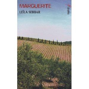 [Sebbar Leïla] Marguerite  51pk2o10
