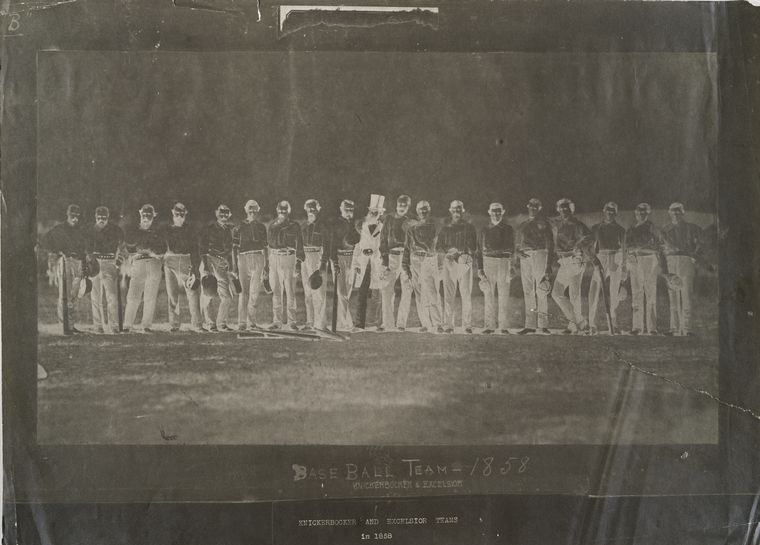 Early Teams 1858kn10