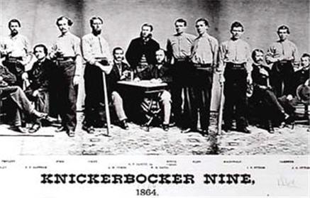 Early Teams 1864kn10