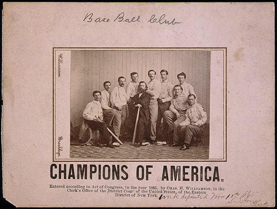 Early Teams 1865br10