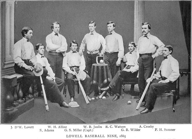 Early Teams 1865lo10