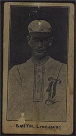 e222 AWH Caramels, Virginia League. 1910 Smith211