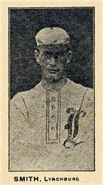 e222 AWH Caramels, Virginia League. 1910 Smith311