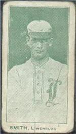 e222 AWH Caramels, Virginia League. 1910 Smithg11