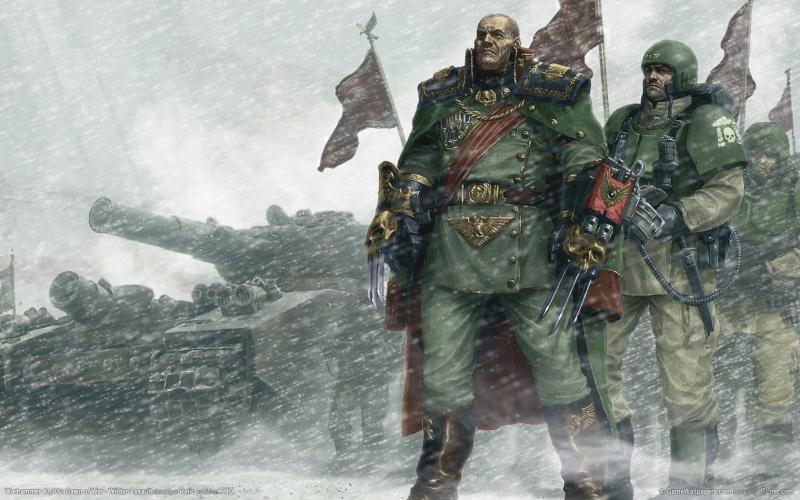 Warhammer 40 000 - Page 2 Wallpa10