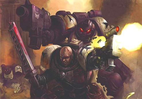 Warhammer 40 000 - Page 2 Warham11