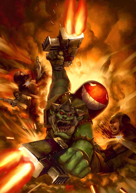 Warhammer 40 000 - Page 3 Warham12