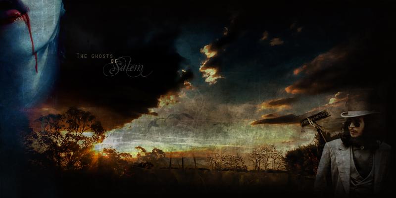 [The Ghosts Of Salem : J e r u s a l e m] Header11
