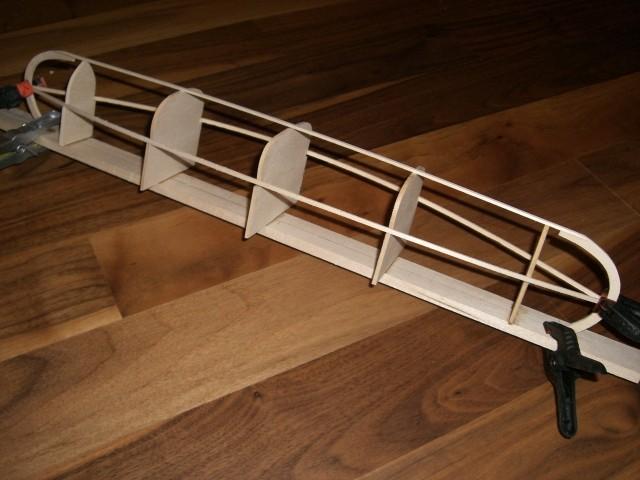 Die Symbiose meiner Hobbys : ein Holzcanadier C210