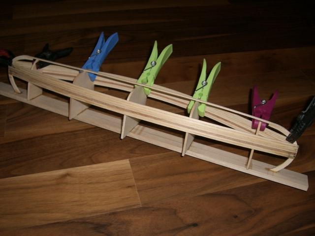 Die Symbiose meiner Hobbys : ein Holzcanadier C310