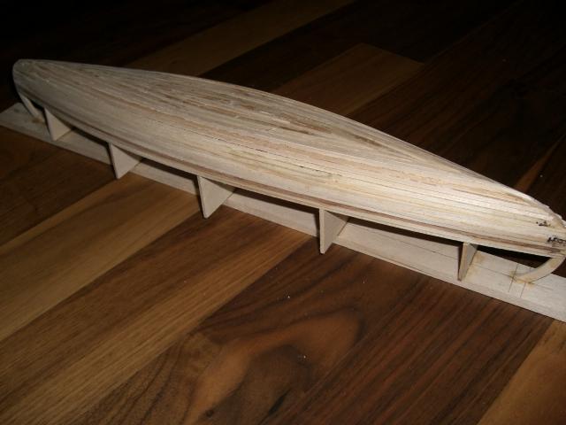 Die Symbiose meiner Hobbys : ein Holzcanadier C510