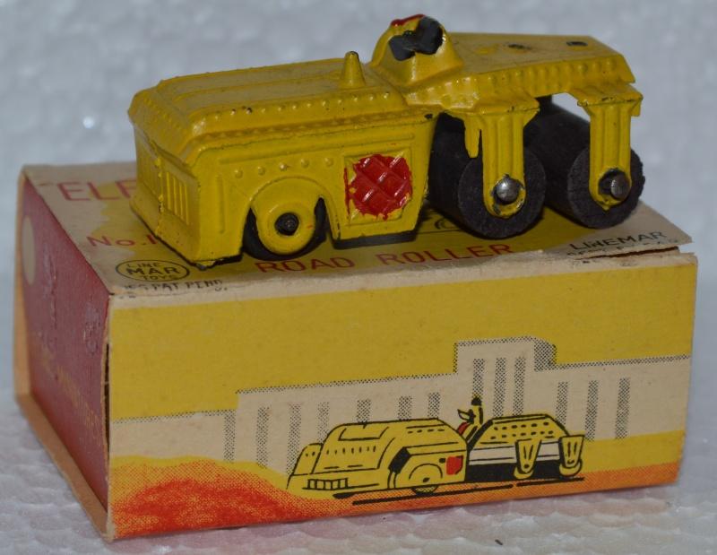 1/86 made in Japan LINEMAR, W, ELVIN 1-road11