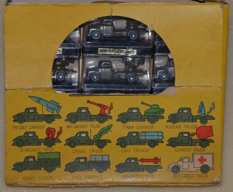 1/86 made in Japan LINEMAR, W, ELVIN 1610