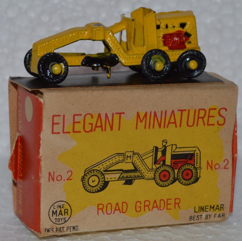 1/86 made in Japan LINEMAR, W, ELVIN 2-road10