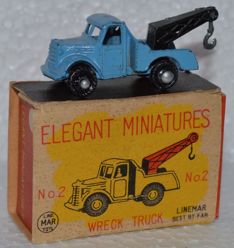 1/86 made in Japan LINEMAR, W, ELVIN - Page 2 2-wrec10