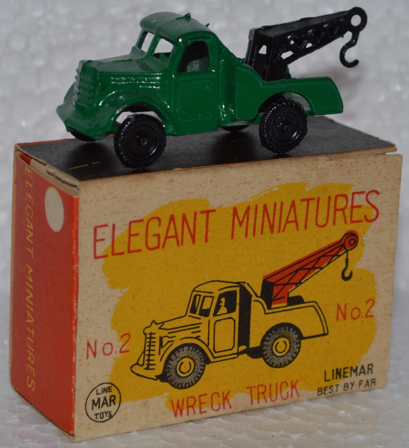 1/86 made in Japan LINEMAR, W, ELVIN - Page 2 2-wrec12
