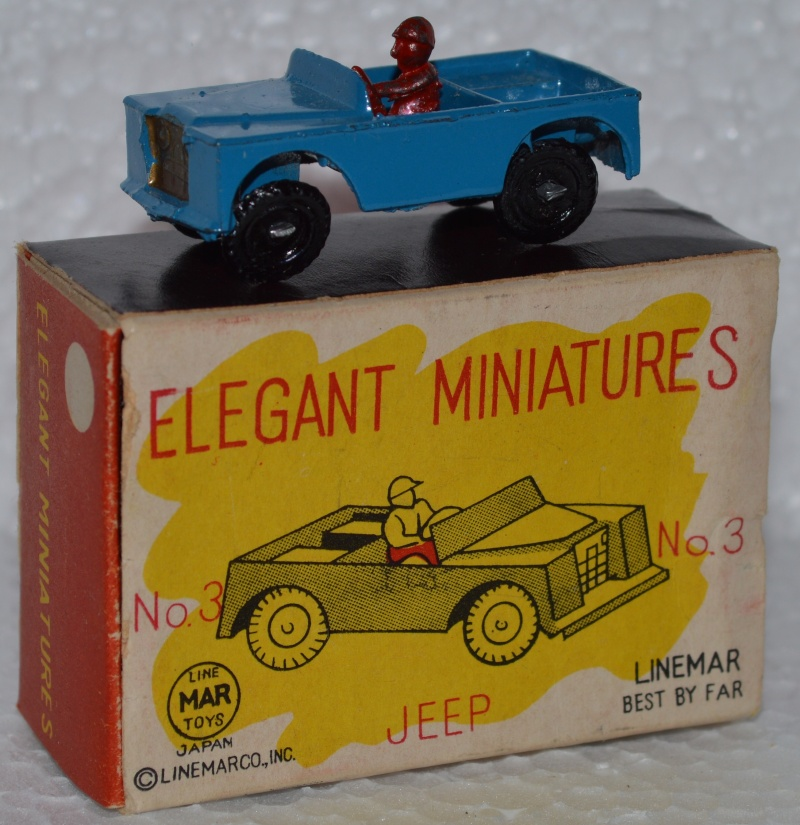 1/86 made in Japan LINEMAR, W, ELVIN - Page 2 3-jeep10