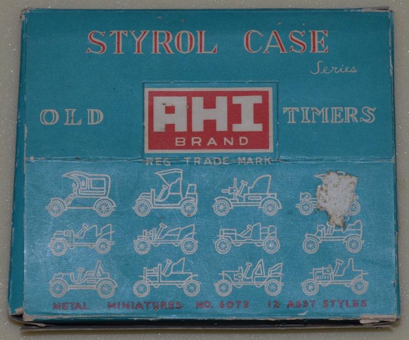 1/86 made in Japan LINEMAR, W, ELVIN 510