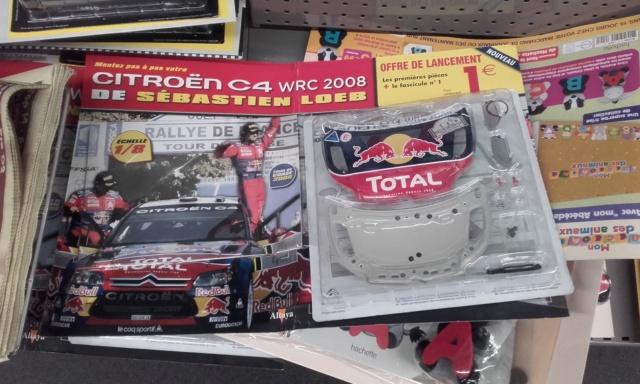 C4 WRC 2008 - 1/8 - Altaya 20200910