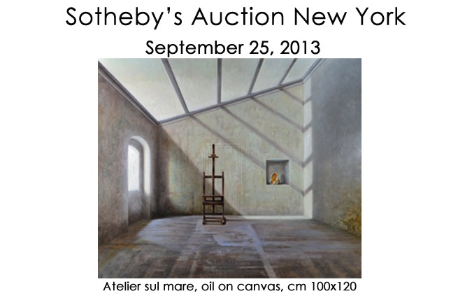 NUNZIANTE Sotheby's Auction September 25, 2013 05062011