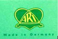 """Mes Poupées """"Ari"""" en caoutchouc des années 1960 Logo10"""