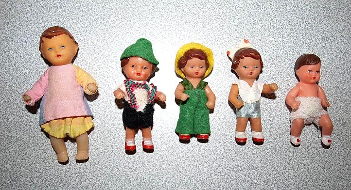 """Mes Poupées """"Ari"""" en caoutchouc des années 1960 P4282411"""