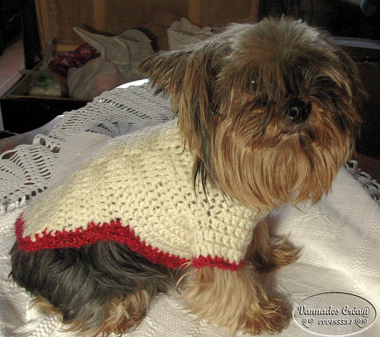 Galerie Crochet vannades Taelia12