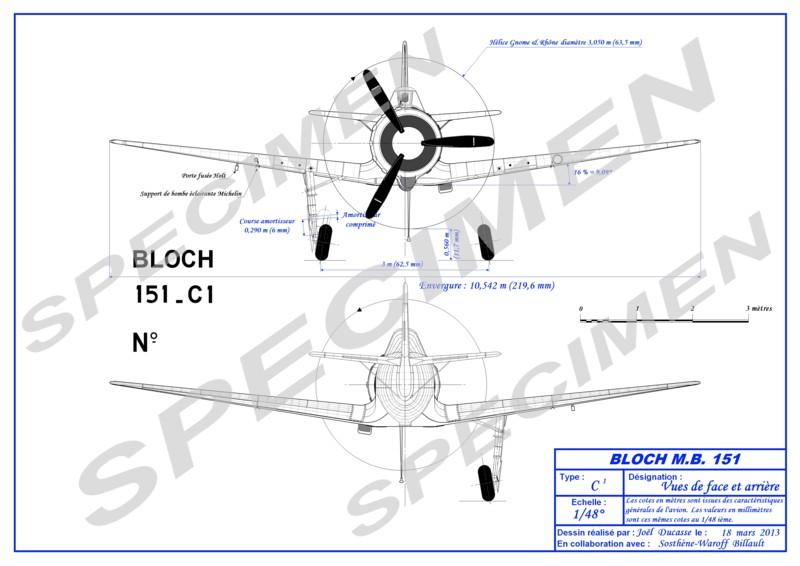 Bloch MB 151 611
