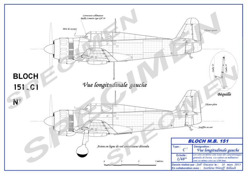 Bloch MB 151 911