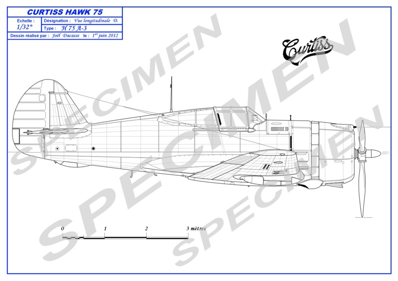 Curtiss H-75 Plan_121