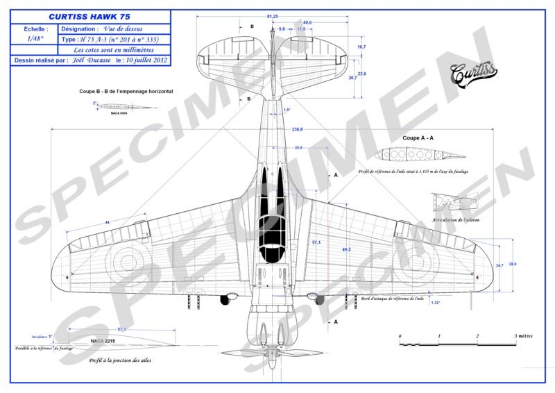Curtiss H-75 Plan_122