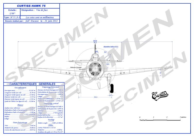 Curtiss H-75 Plan_123