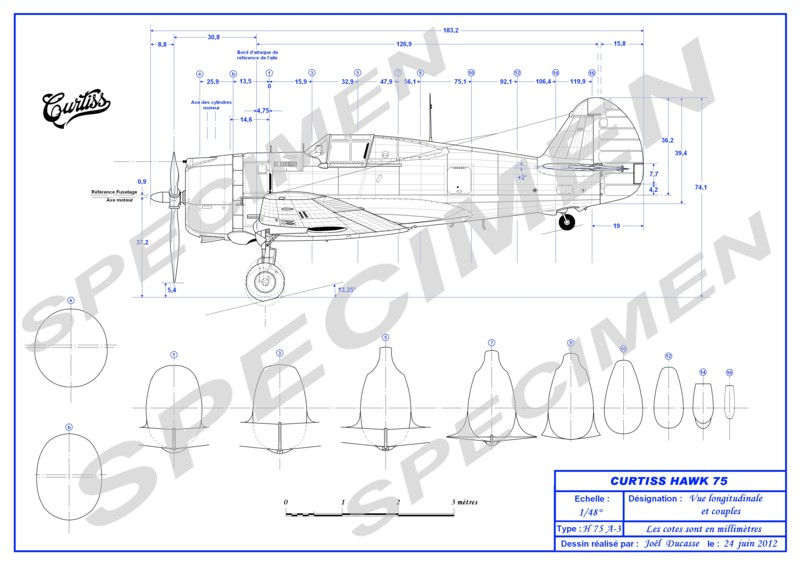 Curtiss H-75 Plan_124