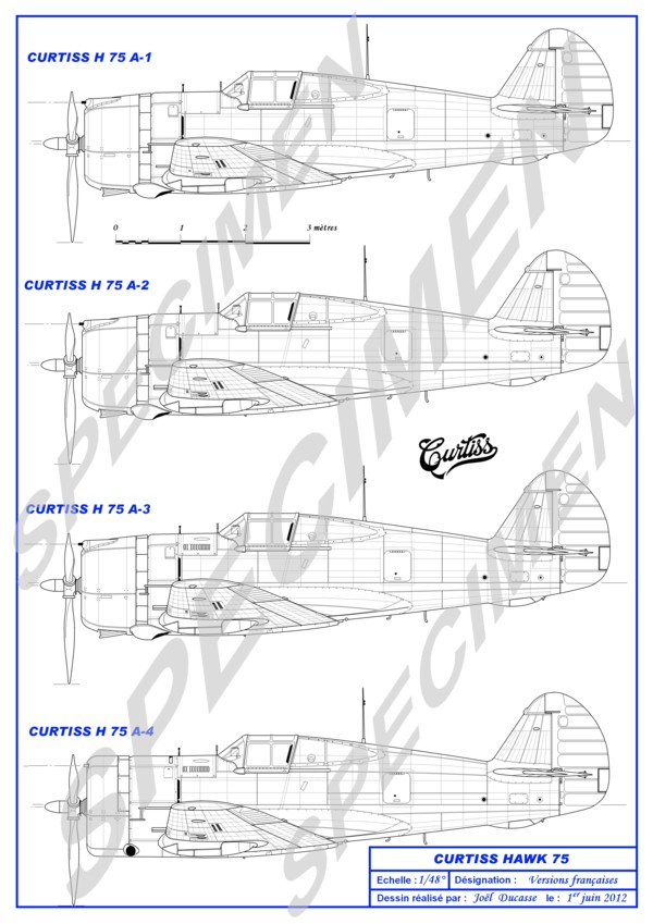 Curtiss H-75 Plan_126