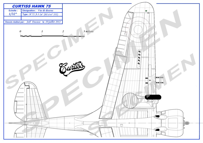 Curtiss H-75 Plan_312