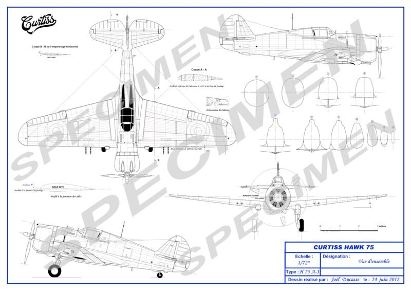 Curtiss H-75 Plan_612