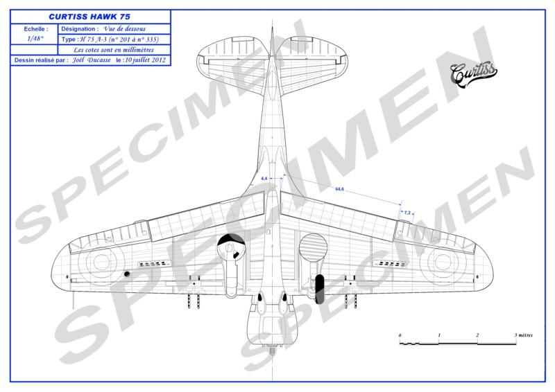 Curtiss H-75 Plan_812