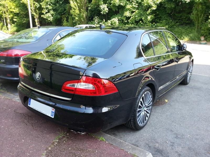 Skoda Superb 3.6 V6 Laurin & Klement 20130513
