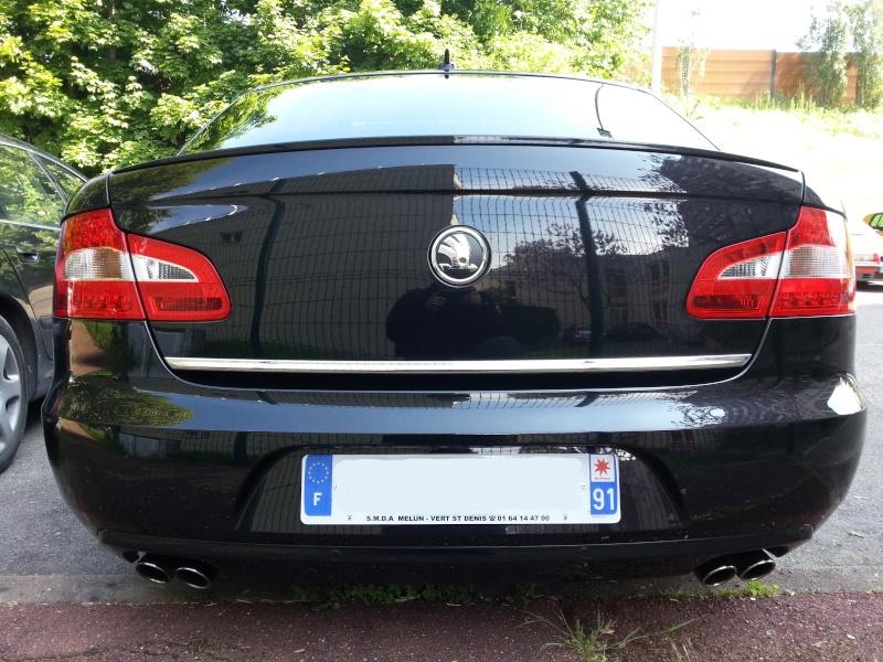 Skoda Superb 3.6 V6 Laurin & Klement 20130514