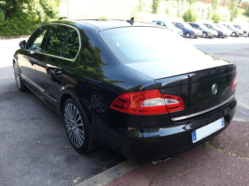 Skoda Superb 3.6 V6 Laurin & Klement 20130515