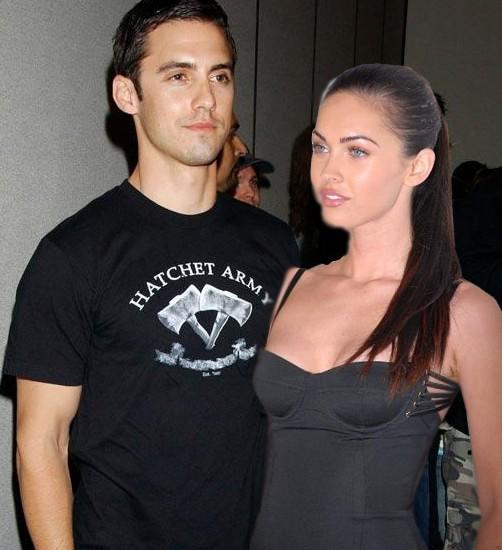 Milo Ventimiglia & Megan Fox Sans_t78