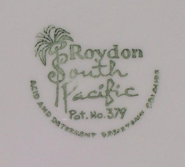 Roydon South Pacific 00310