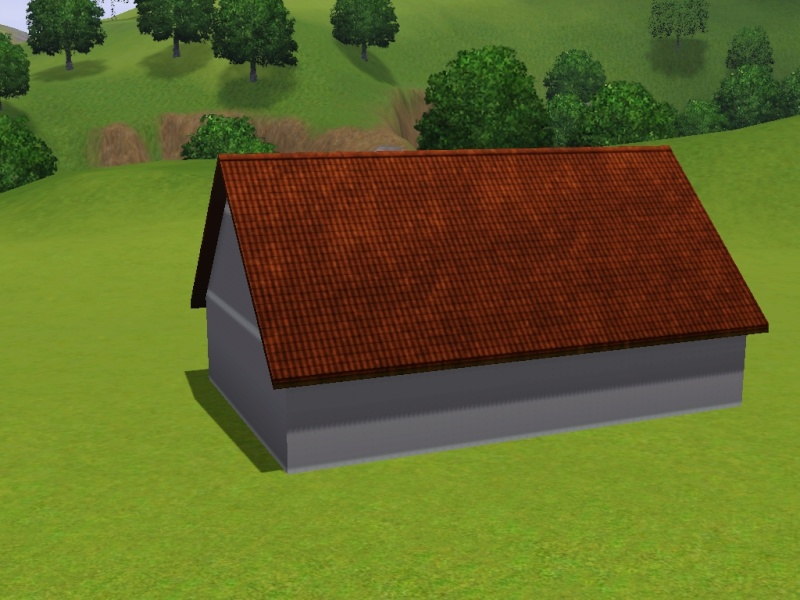 Une pièce au niveau du toit ?! Screen11