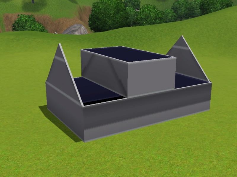 Une pièce au niveau du toit ?! Screen12