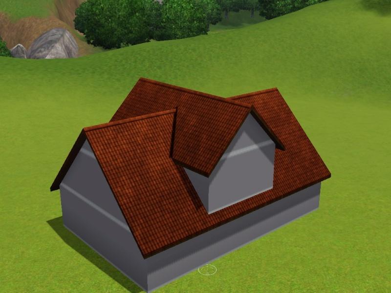 Une pièce au niveau du toit ?! Screen13