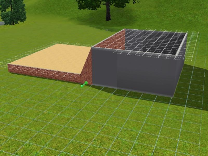Construire une pièce sans fondations accolée à une maison avec fondations Screen54
