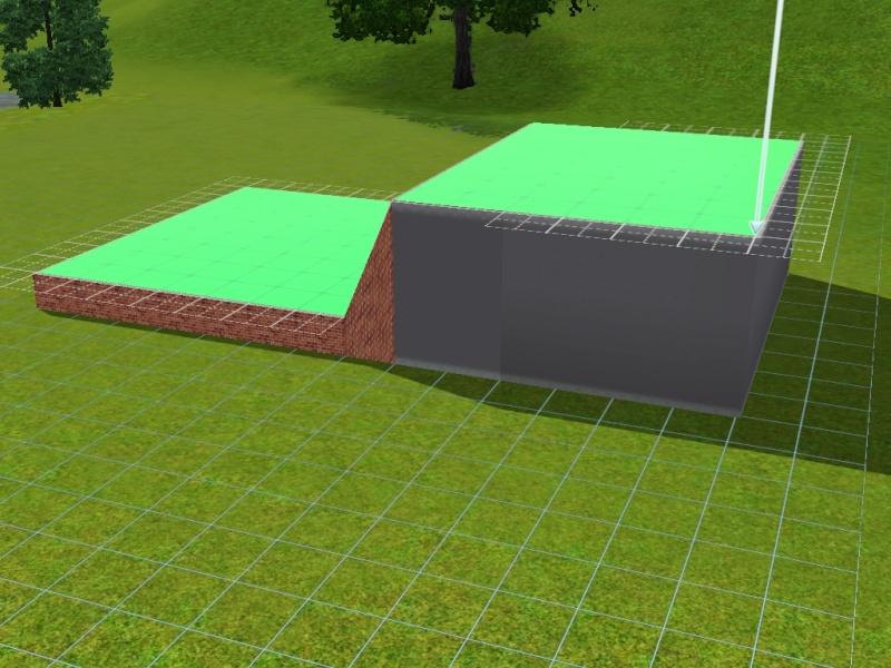 Construire une pièce sans fondations accolée à une maison avec fondations Screen55