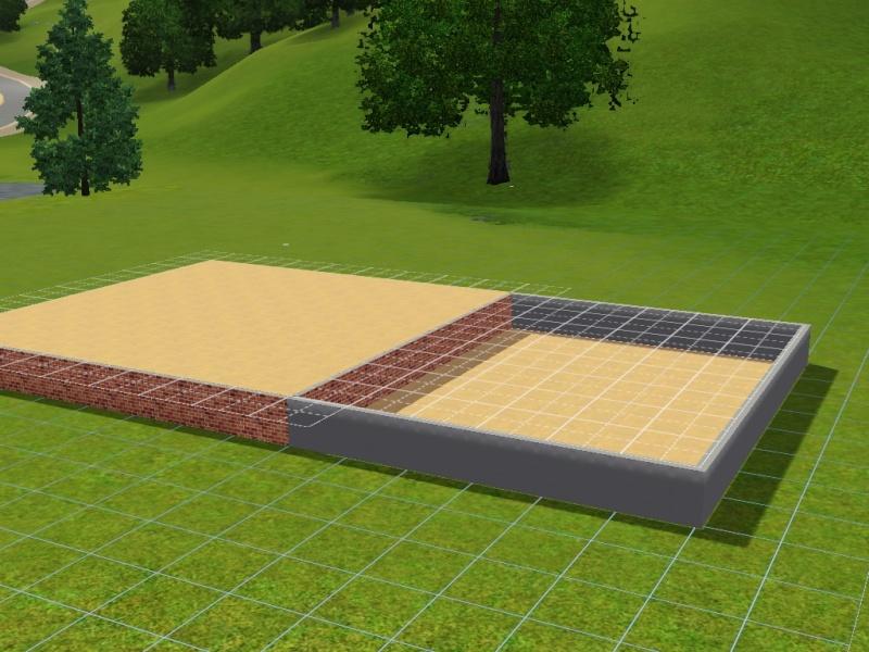 Construire une pièce sans fondations accolée à une maison avec fondations Screen56
