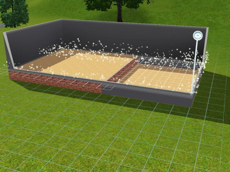 Construire une pièce sans fondations accolée à une maison avec fondations Screen57