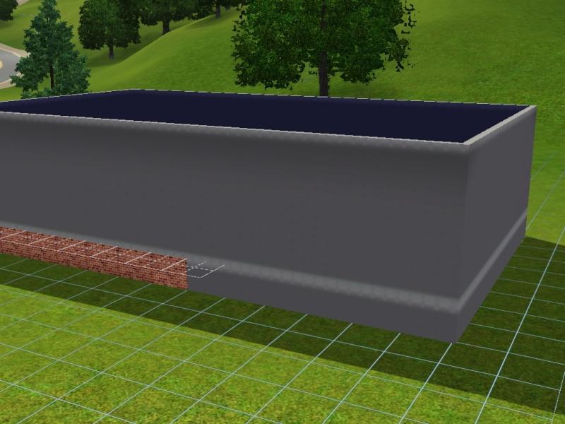 Construire une pièce sans fondations accolée à une maison avec fondations Screen58
